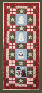 Life of a Snowman Wall Hanging Pattern