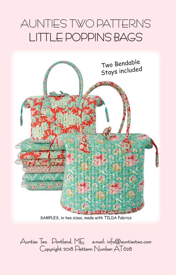 Little Poppins Bag Pattern