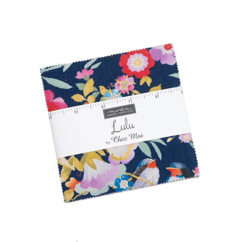 Moda Charm Pack - Lulu by Chez Moi