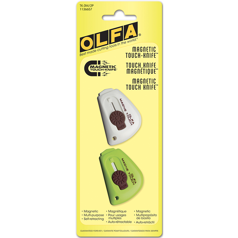 Magnetic Touch Knife Olfa