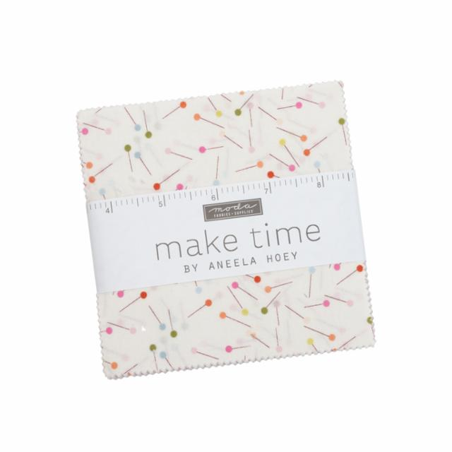 Moda Charm Pack - Make Time by Aneela Hoey