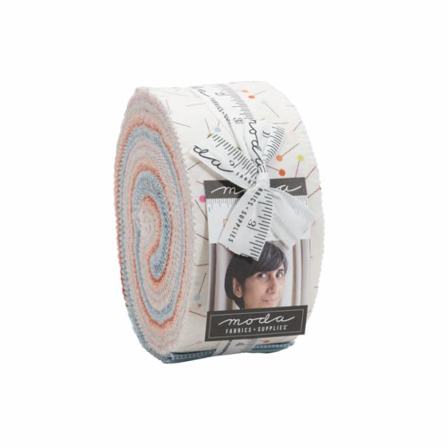 Moda Jelly Roll - Make Time by Aneela Hoey