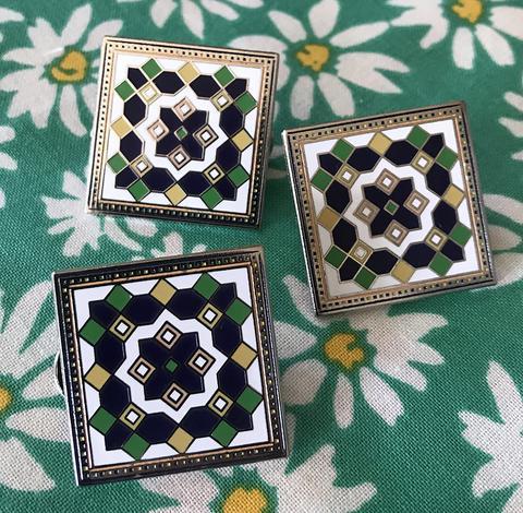 Mama Gypsy Collectors Pin