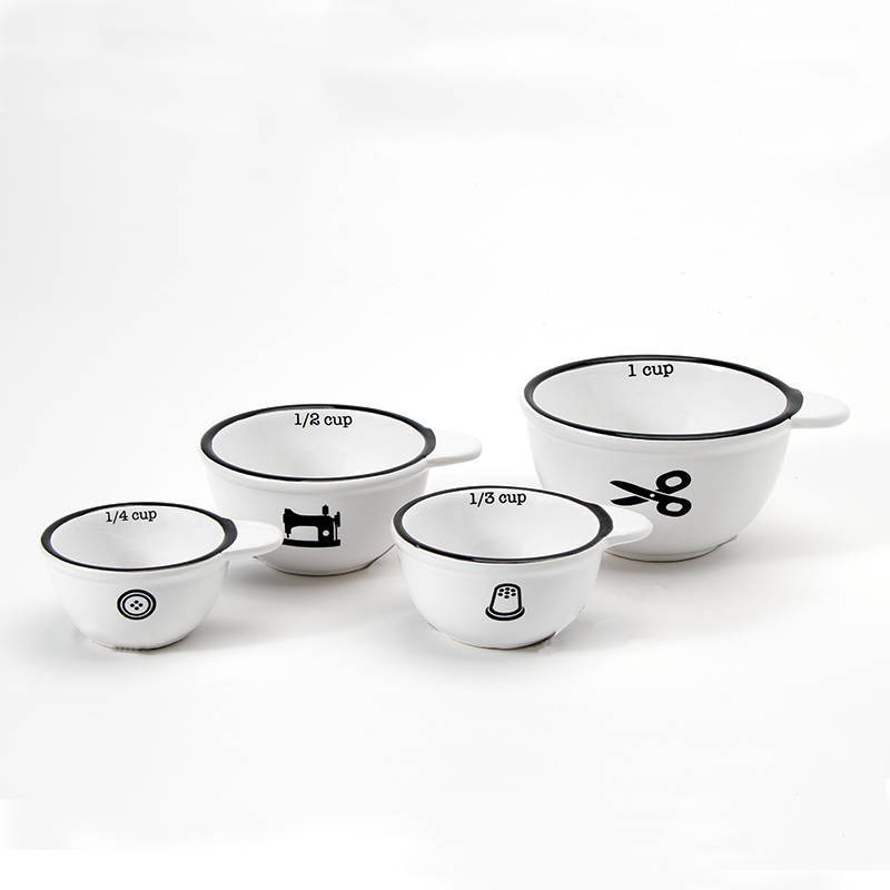 Measuring Cup Set - Sewing Icons