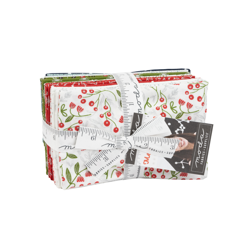Moda Fat Eighth Bundle - Merry And Bright by Me & My Sister