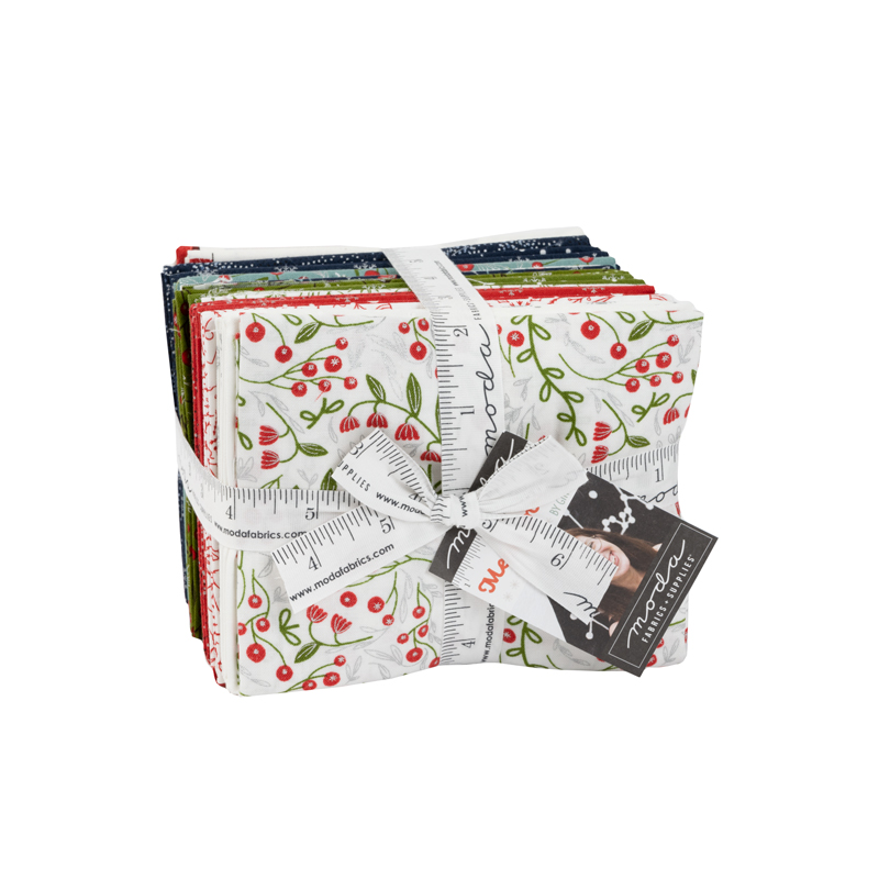 Moda Fat Quarter Bundle - Merry And Bright by Me & My Sister