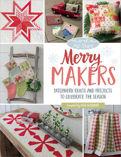 Moda All Stars Merry Makers Book