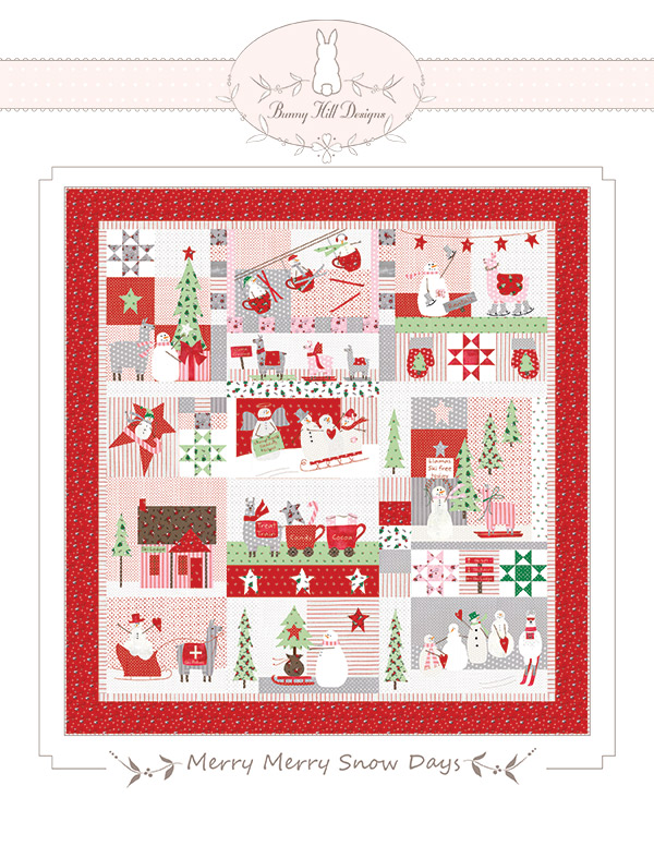 Merry Merry Snow Days Pattern