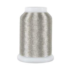 Metallics MINI Cone - 000 Silver 1090 yd