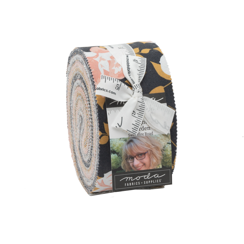 Moda Jelly Roll - Midnight Magic by April Rosenthal