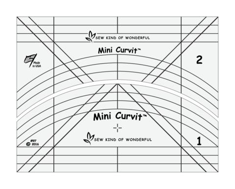 Mini Curvit Long-Arm Ruler