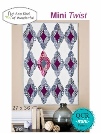 Mini Twist Pattern by Sew Kind Of Wonderful