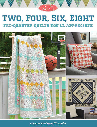 Moda All Stars - Two Four Six Eight Book