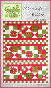 Morning Bloom Quilt Pattern
