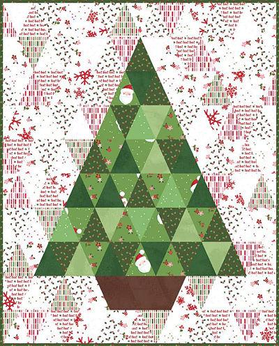 Riley Blake Kit - O Christmas Tree