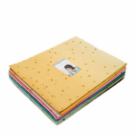 Moda Half Yard Bundle - Ombre Confetti Metallic