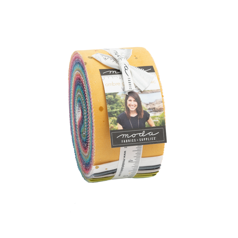 Moda Jelly Roll - Ombre Fairy Dust by V & Co