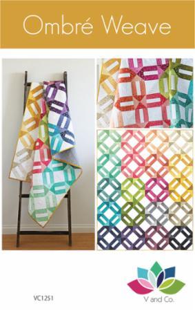Ombre Weave Pattern