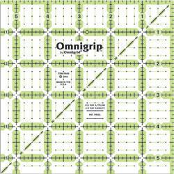 """Omnigrip Square Ruler 5.5"""""""