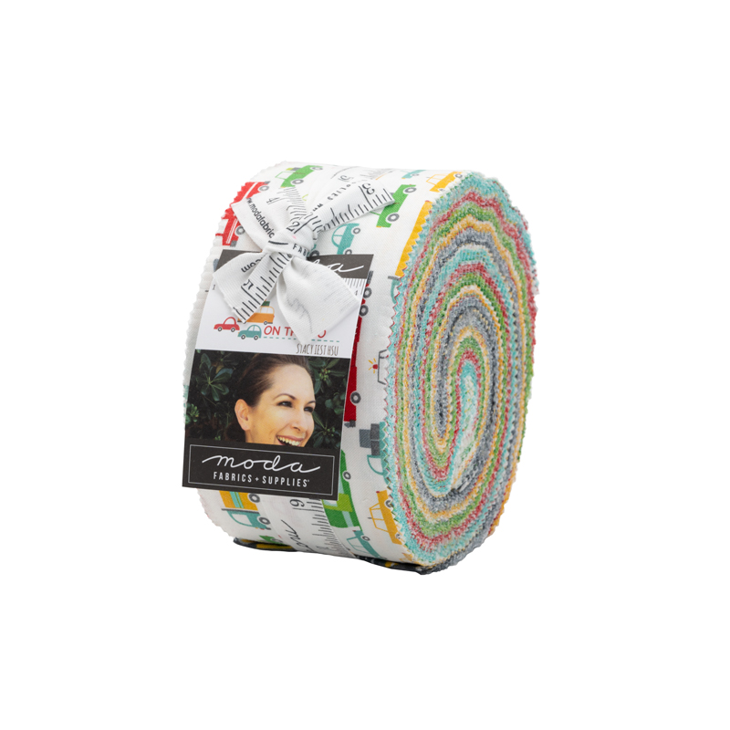 Moda Jelly Roll - On The Go by Stacy Iest Hsu