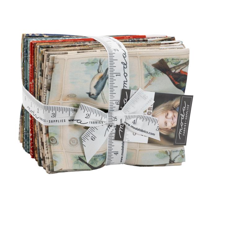 Moda Fat Quarter Bundle - Outdoorsy by Cathe Holden