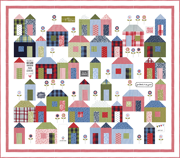 Oxford Lane Pattern