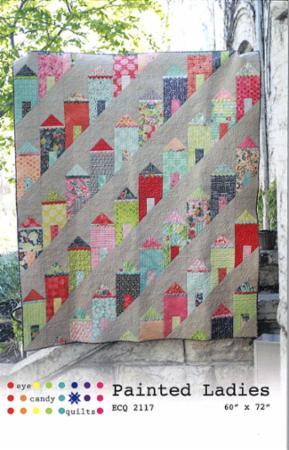 Painted Ladies Pattern
