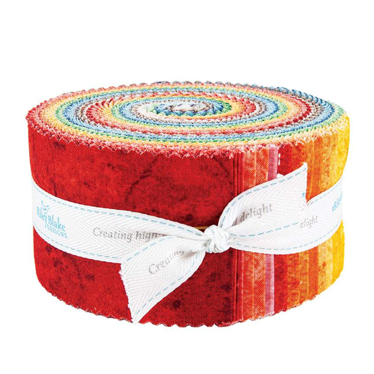 Riley Blake Jelly Roll - Painter's Watercolor Swirl by J Wecker Frisch