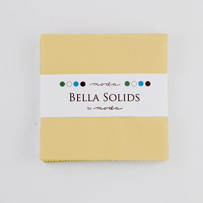 Solids Charm Pack - Parchment 9900 39