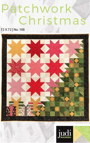 Patchwork Christmas Quilt Pattern