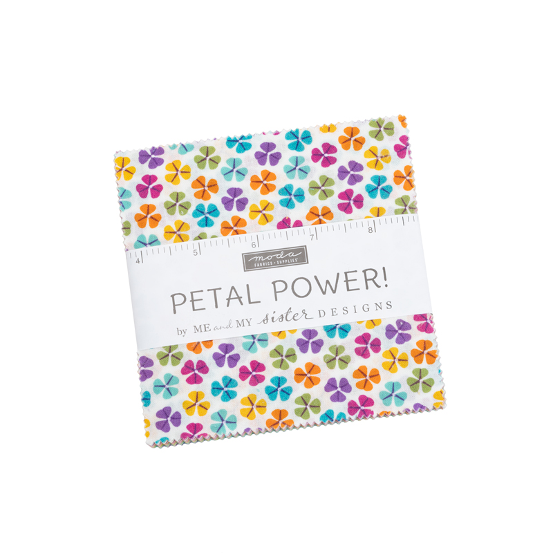 Moda Charm Pack - Petal Power by Me & My Sister