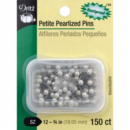Dritz Petite Pearlized Pins