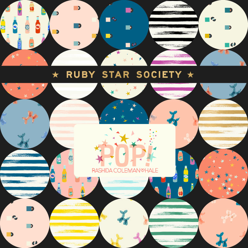Moda Layer Junior Cake - Ruby Star Society POP by Rashida Coleman Hale