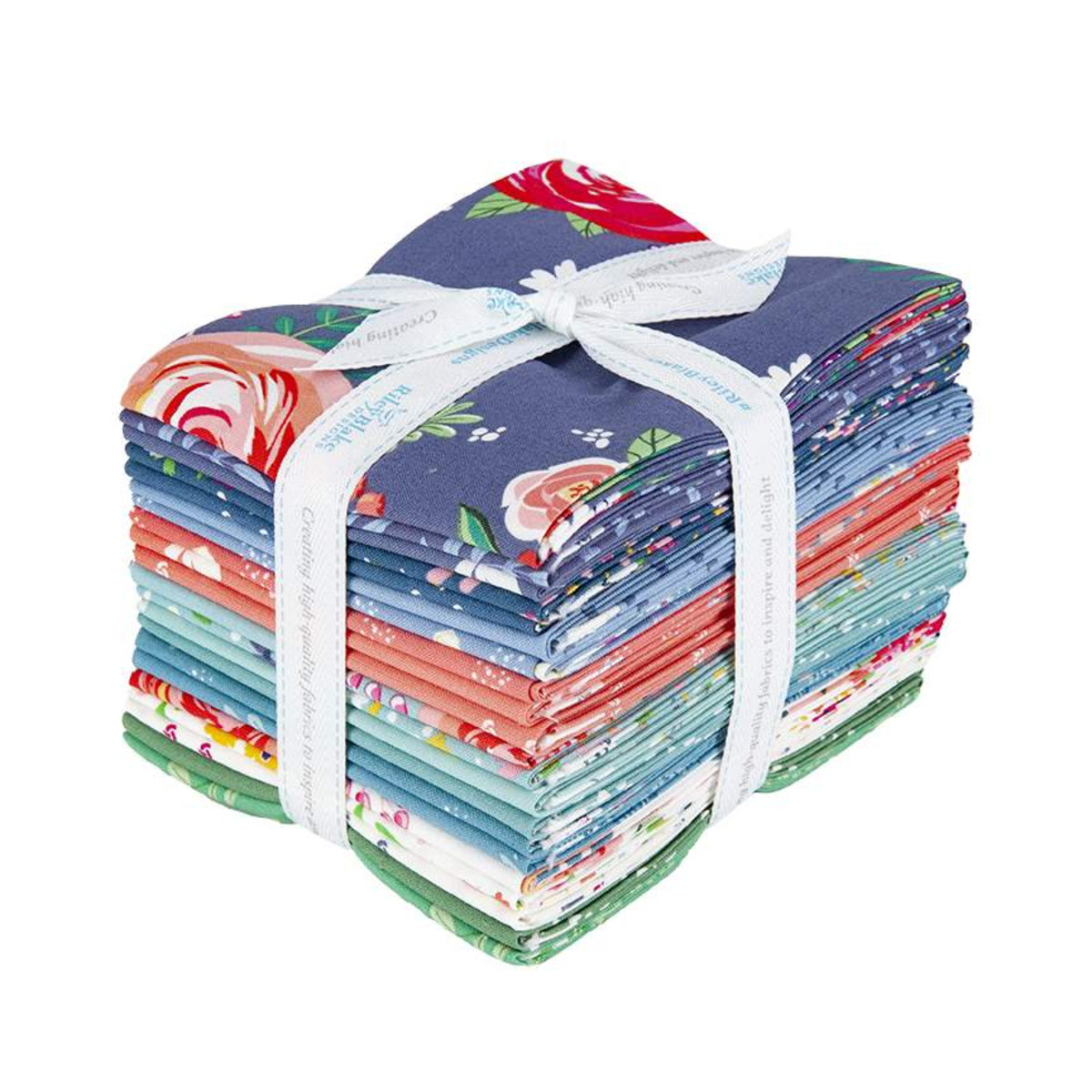 Riley Blake Fat Quarter Bundle - Poppy & Posey by Dodi Lee Poulsen