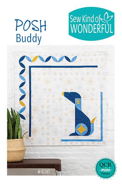 Posh Buddy Pattern by Sew Kind Of Wonderful