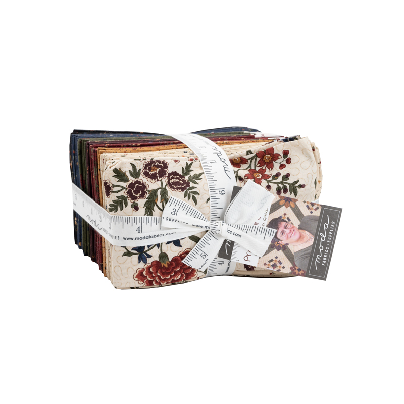 Moda Fat Eighth Bundle - Prairie Dreams by Kansas Troubles Quilters