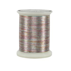 Superior Metallics Spool - 031 Varigated Silver