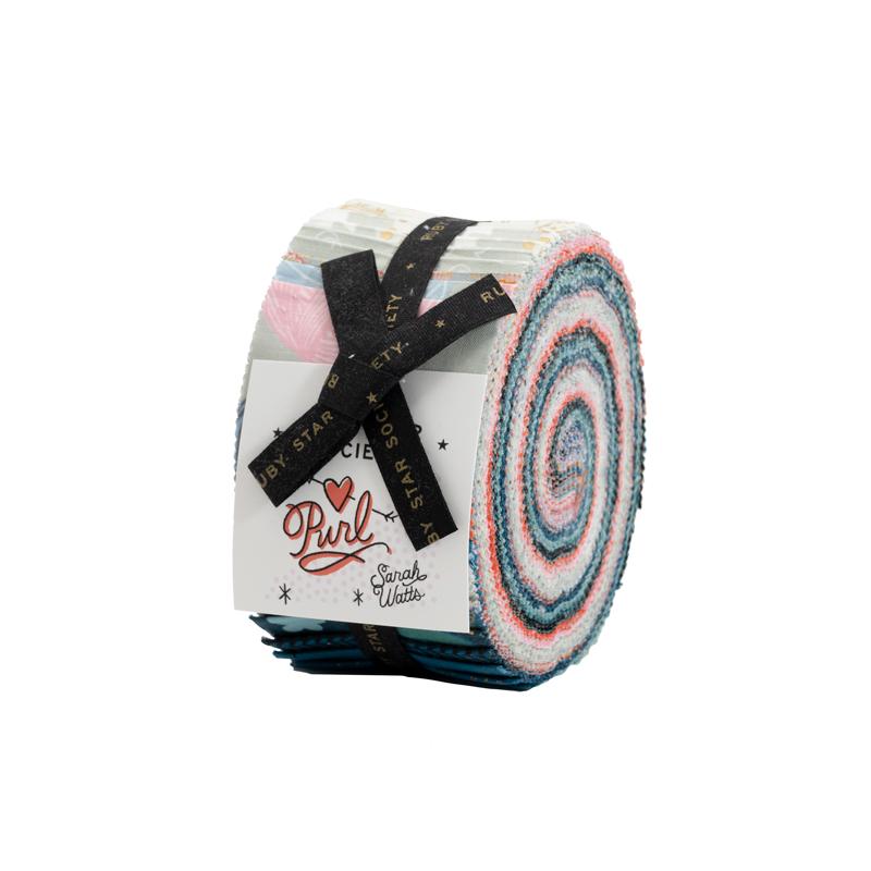 Moda Jelly Roll - Purl by Ruby Star Society