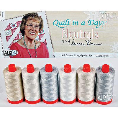 Quilt In A Day Neutrals Aurifil