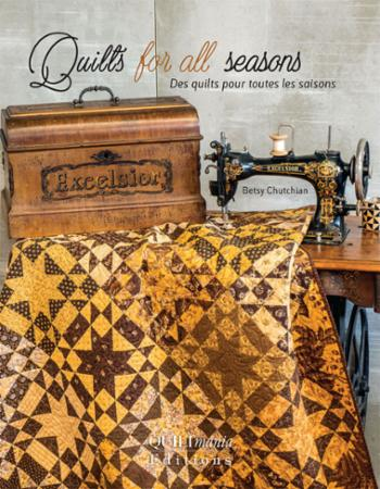Quilts For All Seasons Book
