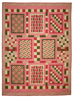 Quilts within a Quilt - Quilt Pattern