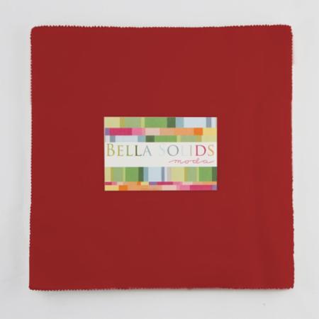 Solids Junior Cake - 9900-16 Red