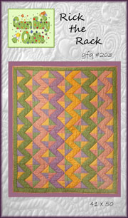 Rick the Rack Quilt Pattern