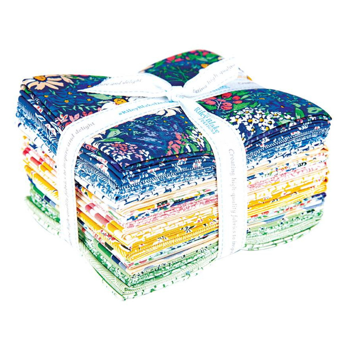 Riley Blake Fat Quarter Bundle - Rocky Mountain Wild by Corinne Wells