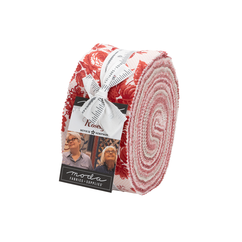 Moda Jelly Roll - Roselyn by Minick & Simpson