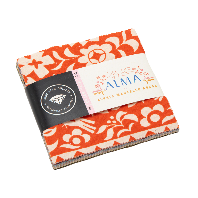 Moda Charm Pack - Alma by Ruby Star Society