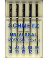 Schmetz Universal Machine Needle Assorted