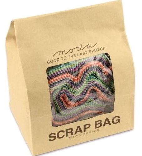 Moda Scrap Bag (50% off)