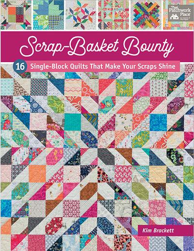 Scrap Basket Bounty Book