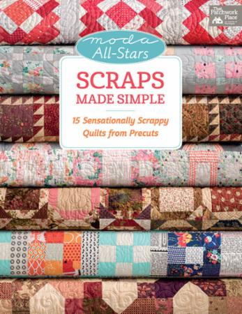 Moda All Stars Scraps Made Simple